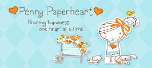 Penny Paperheart Title