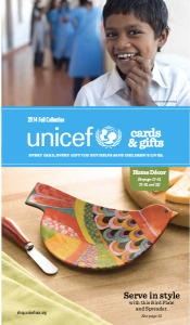 Unicef D2C Cover 2014