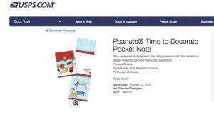USPS Pocket Note Online