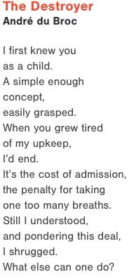 Shiva poem