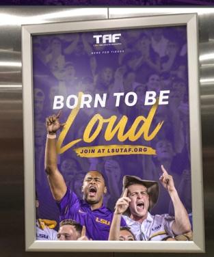 TAF Elevator Poster